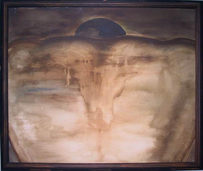 Back by E.G.Silberman, 1996
