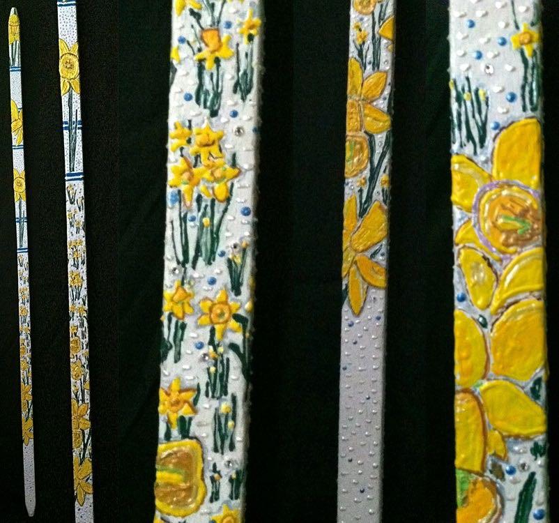 Daffodils - Evan Silberman NYC