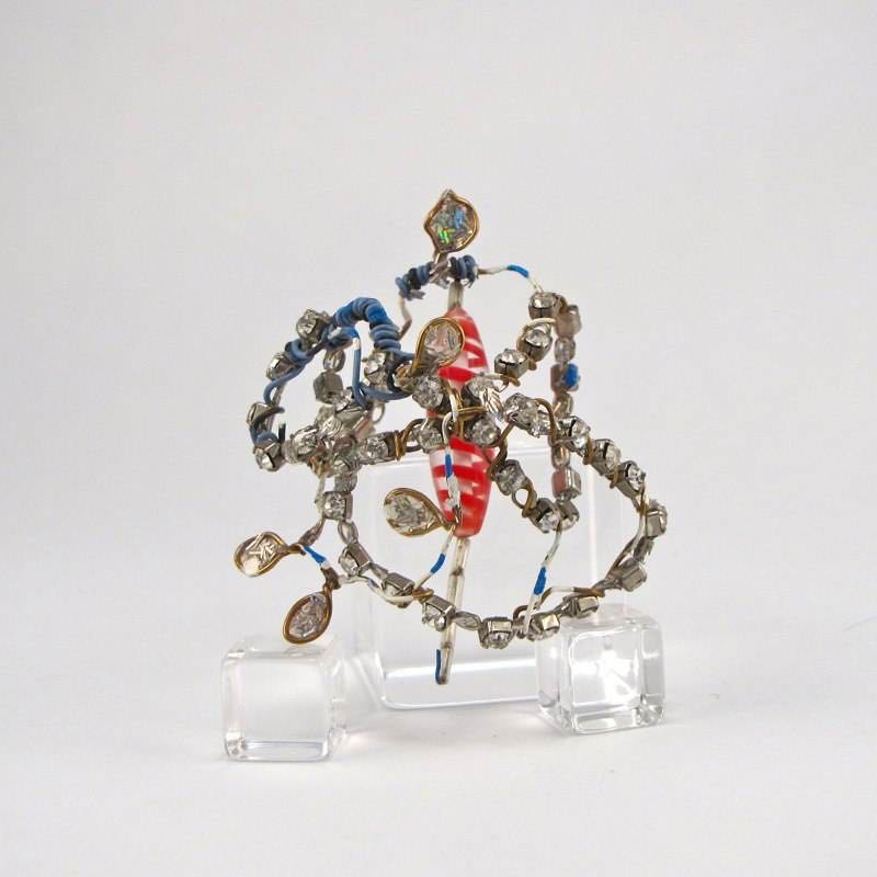 Charms - Untitled 332 by E.G.Silberman, mid 90's