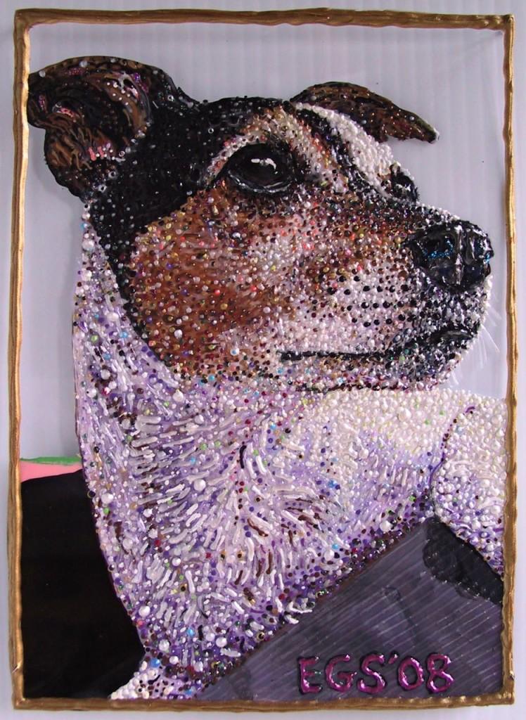 Pet Portrait - Russie by E.G.Silberman, 2008