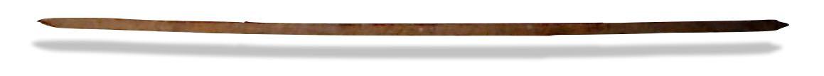 Raw Un-Painted Tobacco Stick - E.G.Silberman