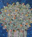 Floral #3 (detail) – Evan Silberman NYC