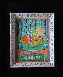 Life, Birth, Flesh, Bone - Evan Silberman NYC