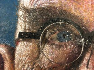 Chuck Close - Mosaic - Detail - 86th St Subway at 2nd Ave - 08