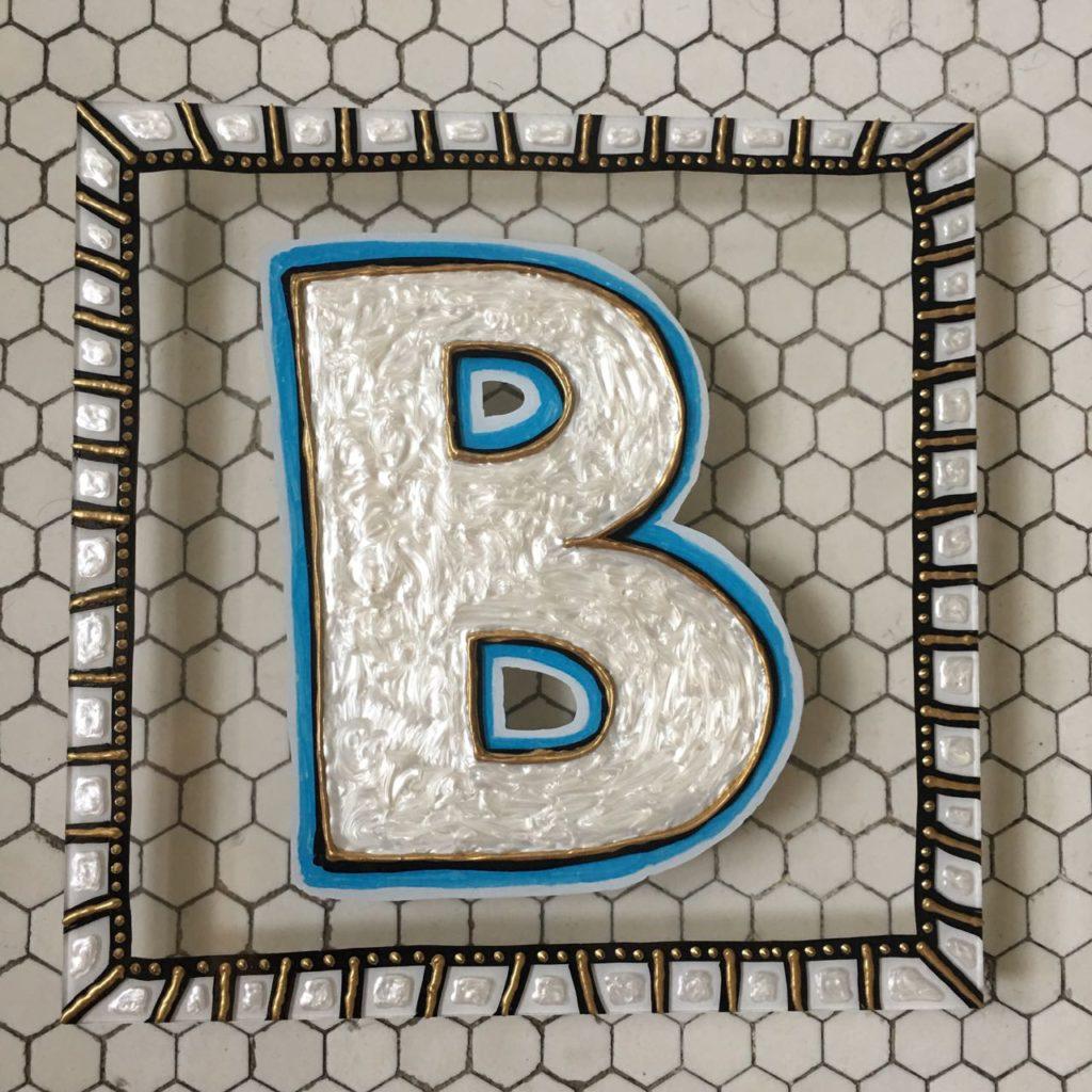 B by EGSilberman